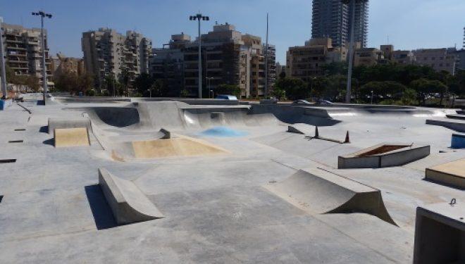 Les BMX n'auront pas accès au skate parc d'Ashdod, un nouveau sujet de protestation !