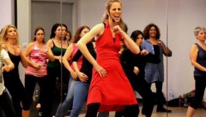 »Prenez en main» vos pieds et dansez pour la Vie au centre culturel MonArt d'Ashdod !