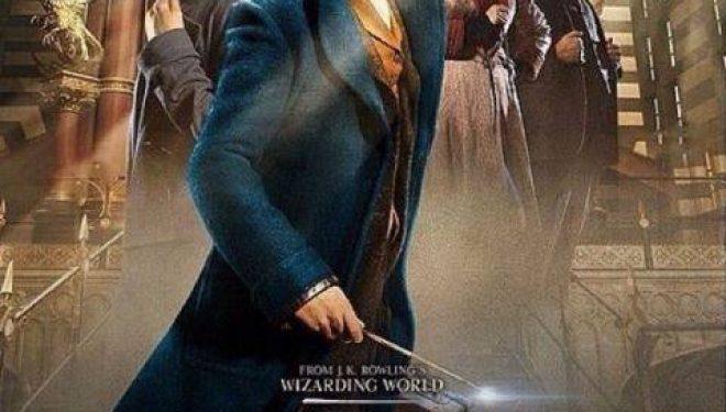Harry Potter et les animaux fantastiques à Ashdod et en Français le 20 novembre 2016