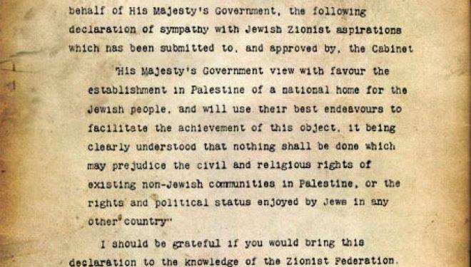 Souvenir : le 29 novembre 1947, la résolution 181 en faveur du partage de la Palestine est adoptée !!!