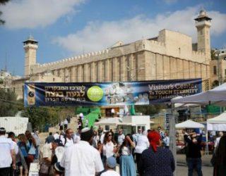 Cette semaine: le plus grand dîner de shabbat du monde à Hevron
