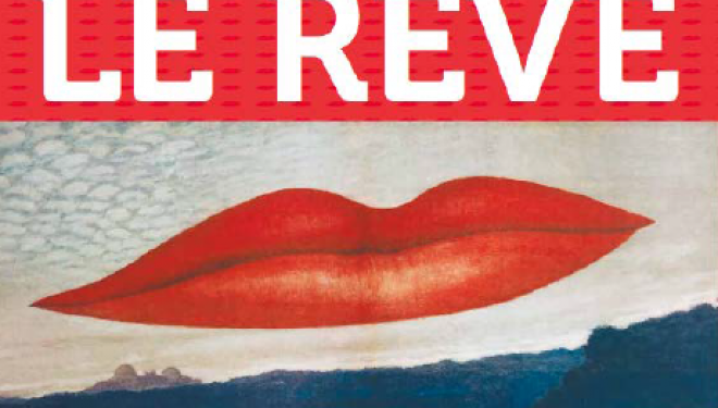 Rencontre avec un auteur Hervé Castanet «Le rêve et les surréalistes» a l'institut français de Tel Aviv