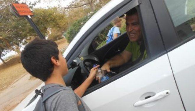 Ashdod : Sécurité des familles sur les routes