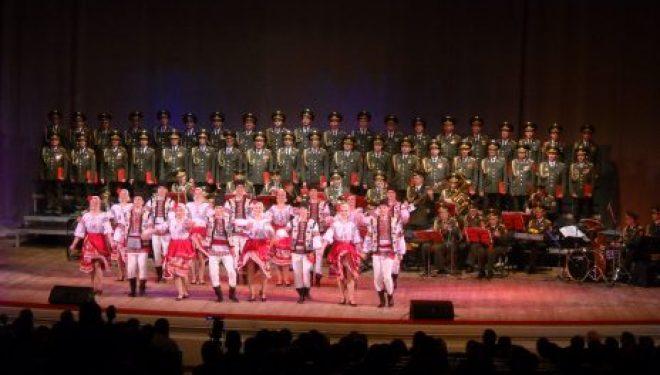 The Show must go on ! Les Chœurs de l'armée rouge en tournée en Israël et a Ashdod pour 2017