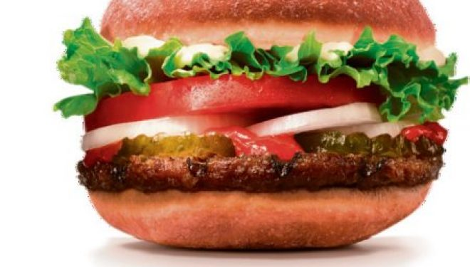 Burger King revisite son hamburger pour Hanoucca !
