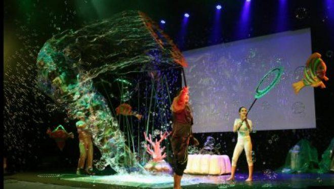 La fête du cirque dans les quartiers d'Ashdod !