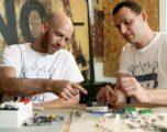 Deux physiciens de l'Université de Tel-Aviv inventent les blocs LEGO électriques