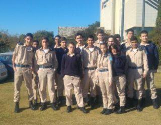 Les élèves d'Ashdod et les entrepreneurs Bleu et blanc en finale nationale !