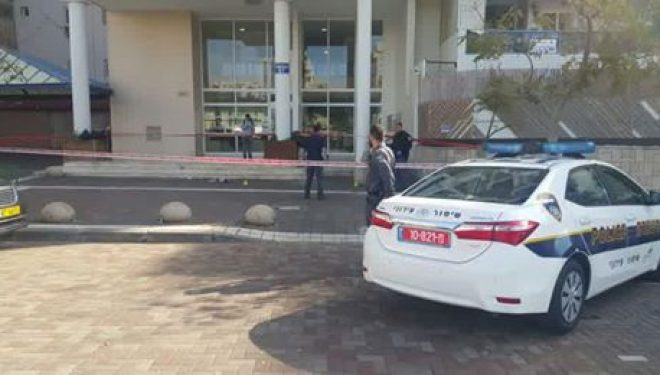 Un homme poignardé a Ashdod ce matin ….