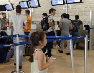 Le Terminal 1 de l'aéroport Ben Gurion sera fermé pendant 4 mois