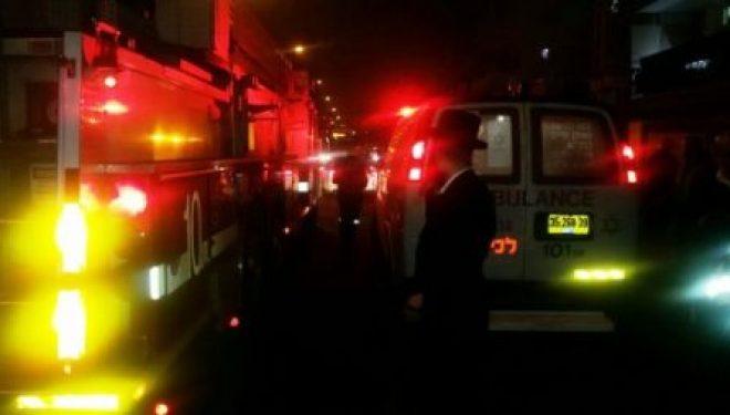Pour la deuxième fois cette semaine dans la même zone, une explosion a eu lieu dans un appartement de la ville