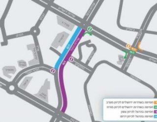 Suite des travaux »Reway» : circulation modifiée sur les grands axes et embouteillages assurés !