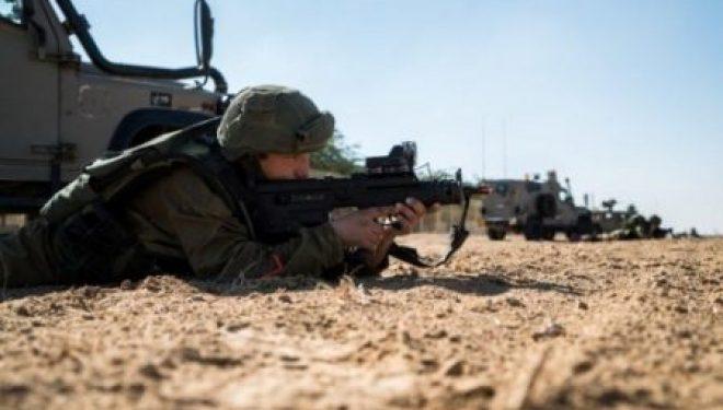 Attention : Demain aura lieu un exercice militaire de Tsahal sur Ashdod, un «raid» d'entrainement