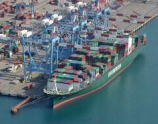 le port d'Ashdod recrute : contrôleur de cargaisons