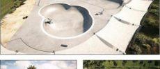 La Ville d'Ashdod offre un cadeau à ses résidents : le nouveau Skatepark