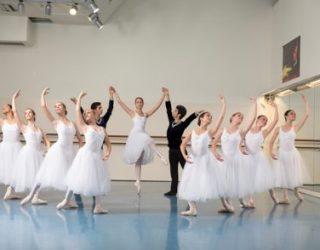 Ecole de Ballet Panov un spectacle riche et varié et le Ballet de Géorgie comme invité spécial.