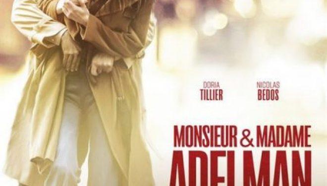 Cinéma : »M. et Mme Adelman» de Nicolas Bedos