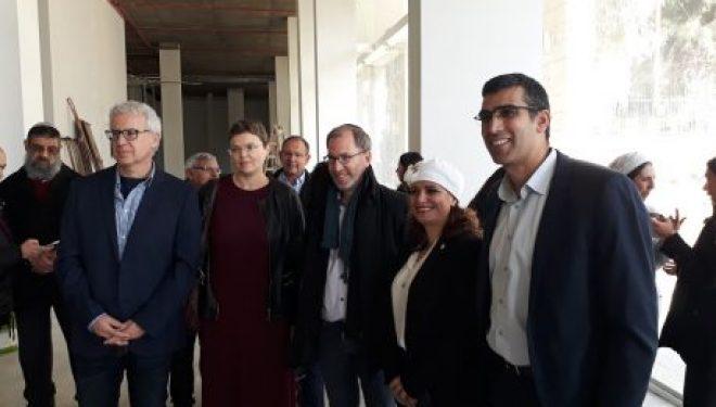 Le premier centre d'orientation professionnel pour franco-israéliens va ouvrir ses portes à Jérusalem.