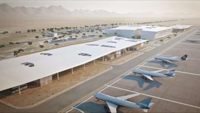 Eilat : l'Aéroport Ramon, le plus récent aéroport d'Israël