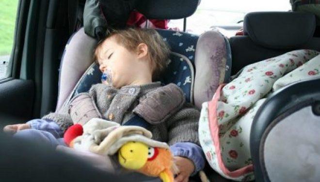 Le gouvernement subventionne un système pour sauver les enfants laissés dans les voitures !