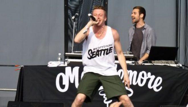 Les Rappers Macklemore et Ryan Lewis en trio avec LP viennent en Israël en Juillet prochain