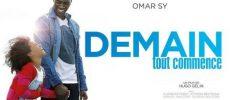 Cinema : »Demain tout commence» avec Omar Si – des  jeudi 30 mars dans toutes les salles