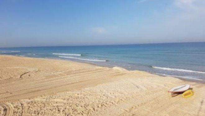 Les plages les plus propres d'Israël et bien sûr Ashdod arrivent en tête !!!