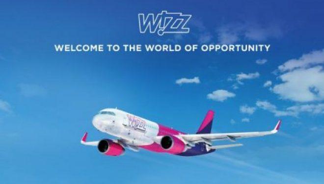 Wizz Air étend son réseau à bas prix en provenance d'Israël. Voir tous les détails
