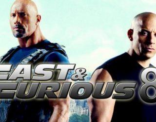 iCinema, C'est Parti pour  «Fast and Furious 8»-  voir diffusion Ashdod et tout Israel