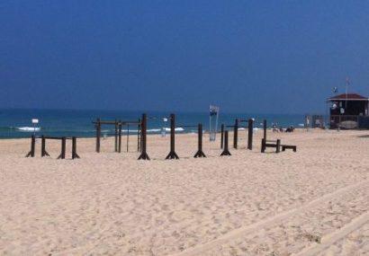 Ashdod : des nouvelles pour les amoureux de la plage, la saison de la baignade ouvre aujourd'hui avec 3 postes de secours