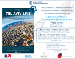 Fêtez Yom Haatsmaout avec la chambre de commerce Israël France