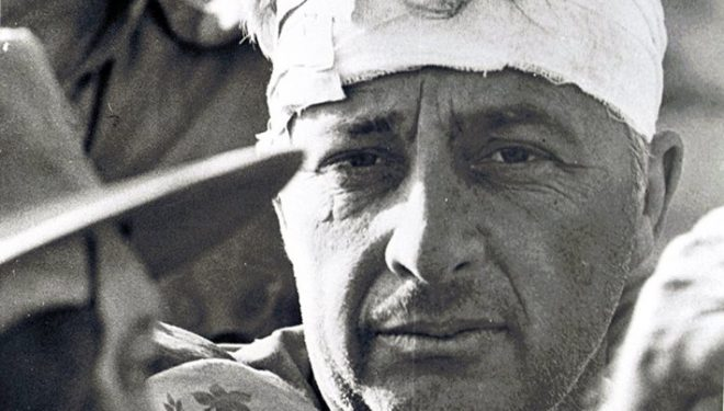 Le point de vue d'Ezra : Ariel SHARON, le « bulldozer mythique «