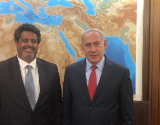 Message de soutien de Bibi à Meyer Habib: » Je crois en Meyer et je suis persuadé que vous aussi «