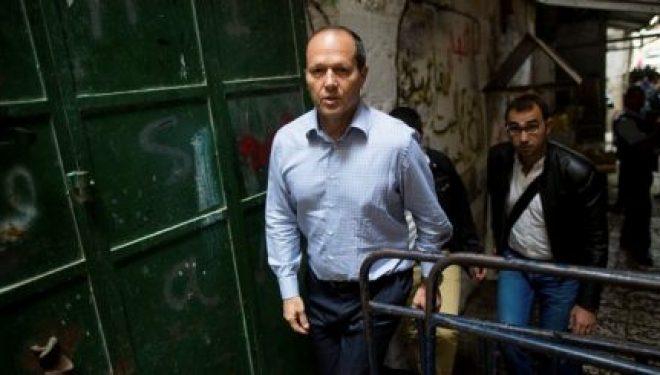 Soutien de Nir Barkat, maire de Jérusalem a Meyer Habib