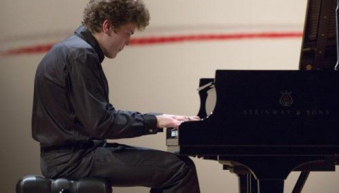 Récital des 3 finalistes du 15éme  concours international de piano