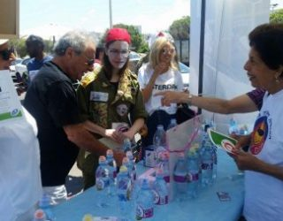 A Ashdod aussi nous marquons la journée internationale sans tabac !