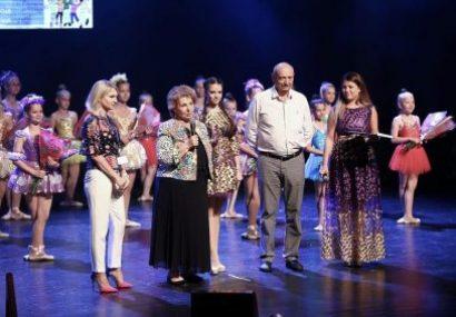 »Olim al hagal» pour la 14 eme année a été une belle réussite a Ashdod