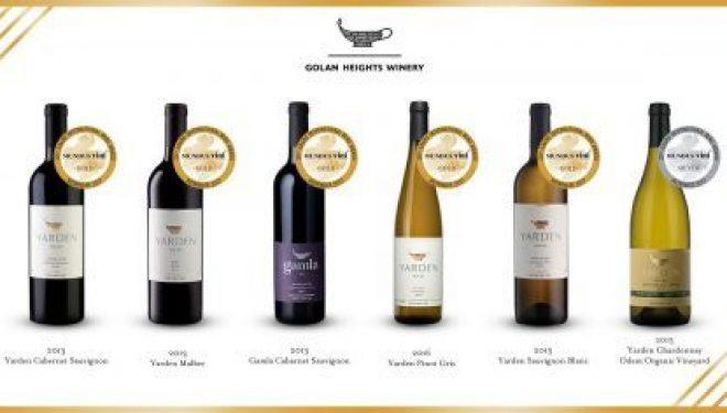 Yom Haatsmaout : Une fierté bien placée dans les vins israéliens à la conquête du monde