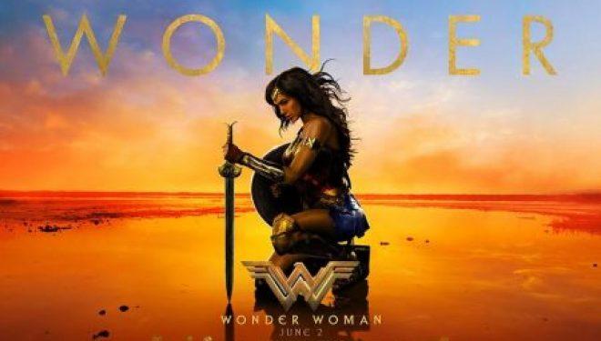 iCinema présente  WONDER WOMAN  en Français au Cinéma en Israël dont Ashdod !