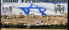 Ami-Asi Ashdod fête »Yom Yerushalaim»  Un film et un tiyoul pour revivre l'histoire !