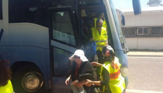 Ashdod : campagne de sensibilisation en cas de tremblement de terre !