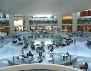L'aéroport Ben Gurion cherche à s'agrandir en raison d'une surfréquentation  !!!