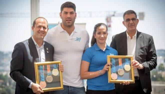 Près de 10 000 athlètes participeront au 20e Maccabiades le 4 juillet prochain