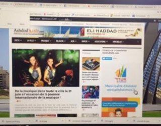 Nouveau ! des notifications pour mieux suivre l'actualité sur Ashdodcafé !