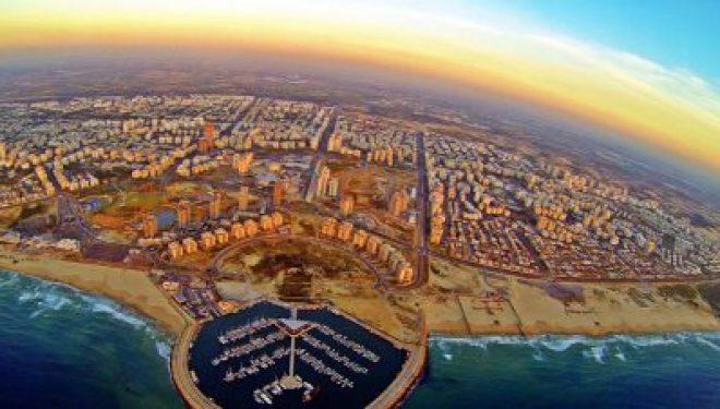 Plus d'un quart de million de personnes à Ashdod !