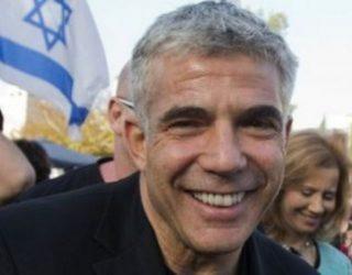 Yair Lapid vient a votre rencontre à Ashdod dimanche 29 avril 2018  à 20 h