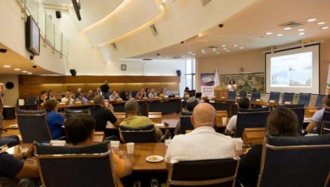 Ashdod : Comment traiter les eaux usées