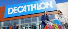 Decathlon ouvre son premier magasin israélien le 29 août prochain a Rishon Letsion