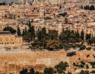 Noël à Jerusalem !