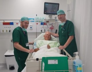 Hôpital Assuta Ashdod : Ouverture des blocs opératoires. Mais qui les a »inauguré» ?